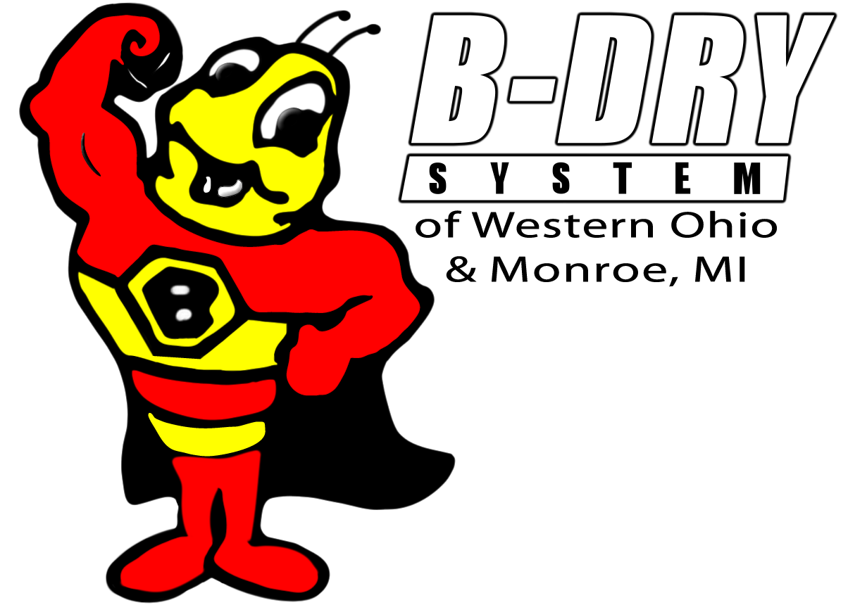 B-Dry System of Western Ohio Logo